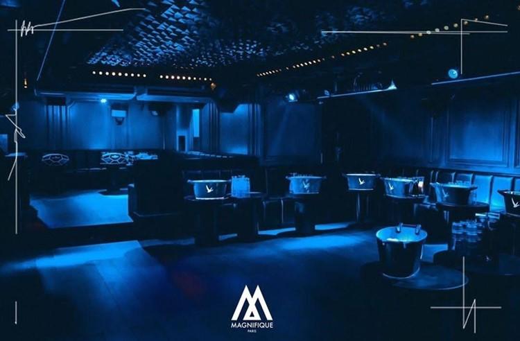 Le Magnifique nightclub Paris