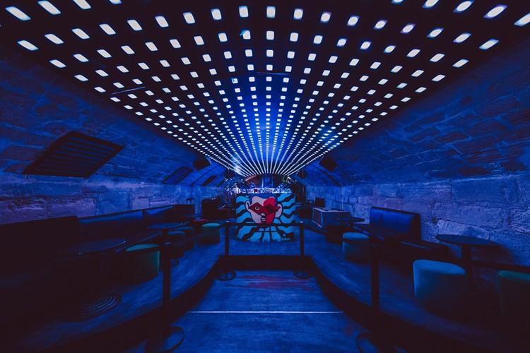 Le Panic Room nightclub Paris