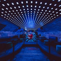 Le Panic Room nightclub Paris