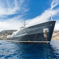 Legend Super Yacht nightclub Monaco