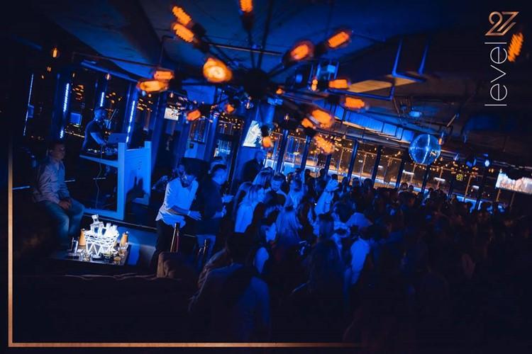 Level 27 nightclub Warsaw