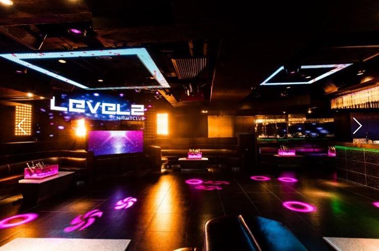 Levels nightclub Hong Kong dance floor