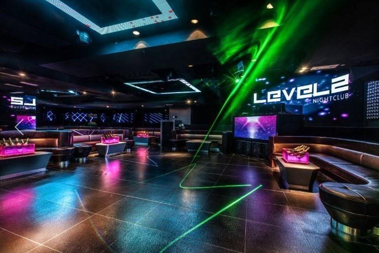 Levels nightclub Hong Kong