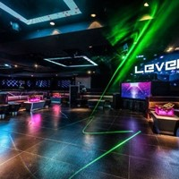 Levels nightclub Hong Kong