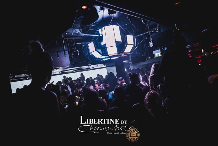 Libertine in London 17 Mar 2018
