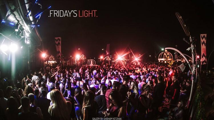 Light House nightclub Tel Aviv