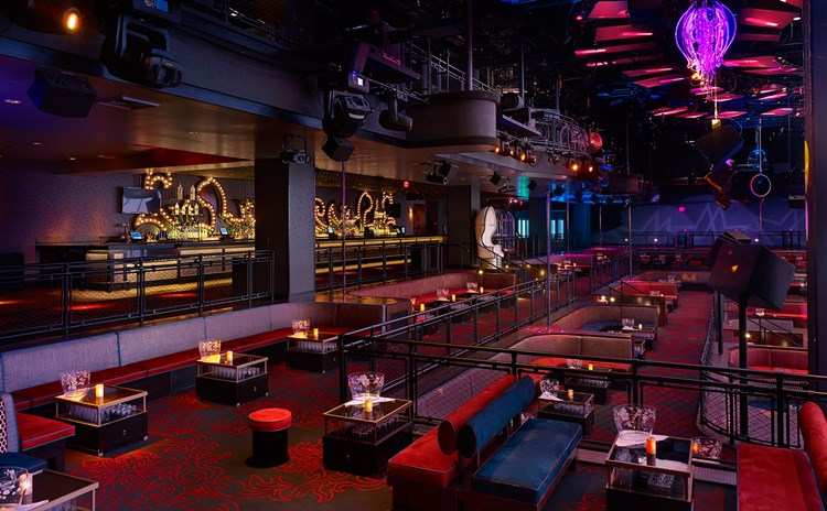 Party at Light VIP nightclub in Las Vegas. Find promoters for guest list in Clubbable