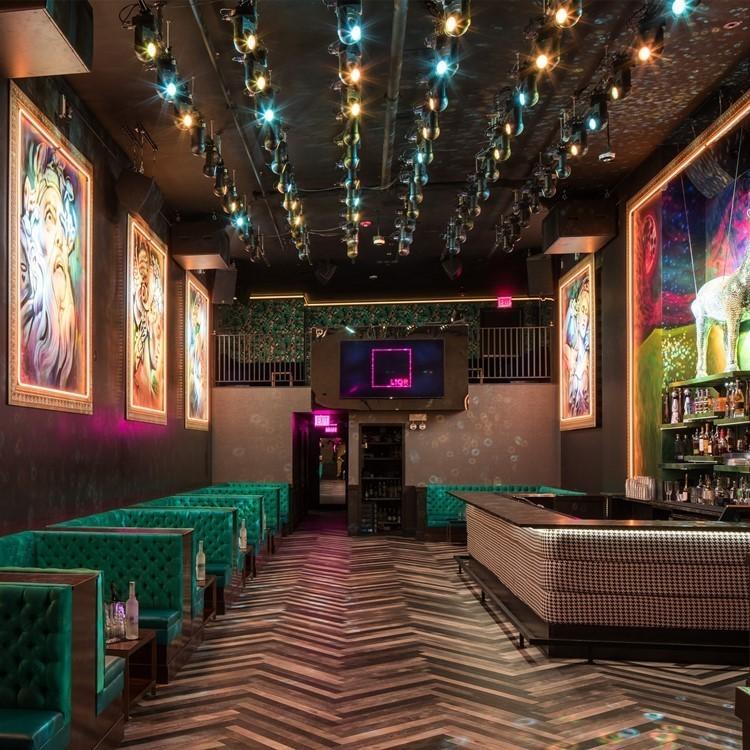 LiqrBox nightclub Chicago