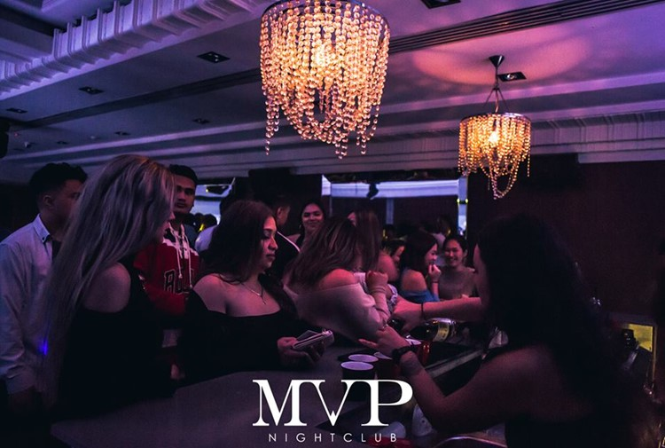 MVP Club nightclub Sydney dj mixing music singer live fun