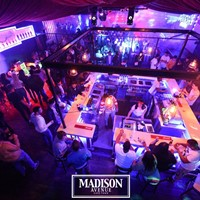 Madison Avenue nightclub Cape Town