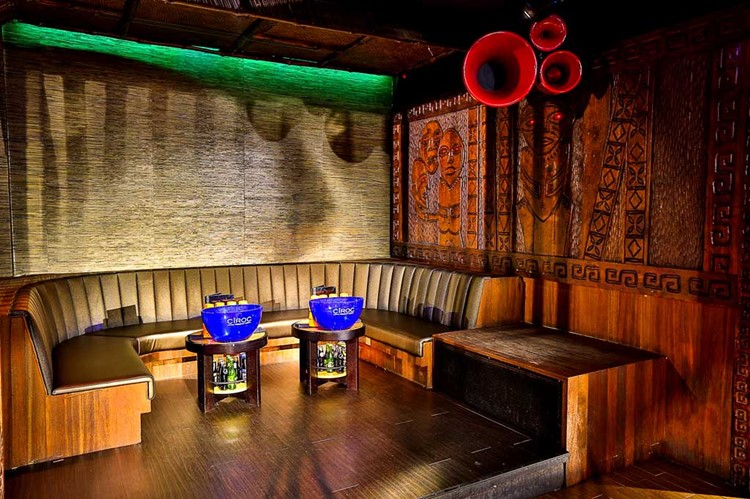 Party at Mahiki VIP nightclub in Dubai. Find promoters for guest list in Clubbable