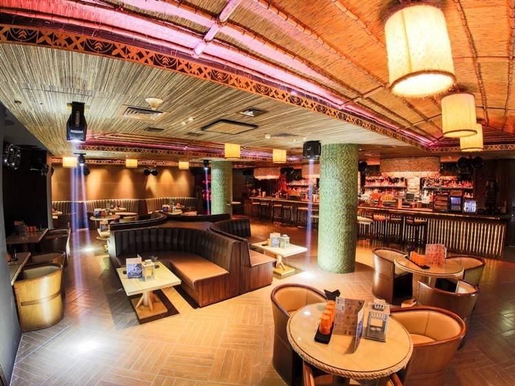 Mahiki nightclub Dubai
