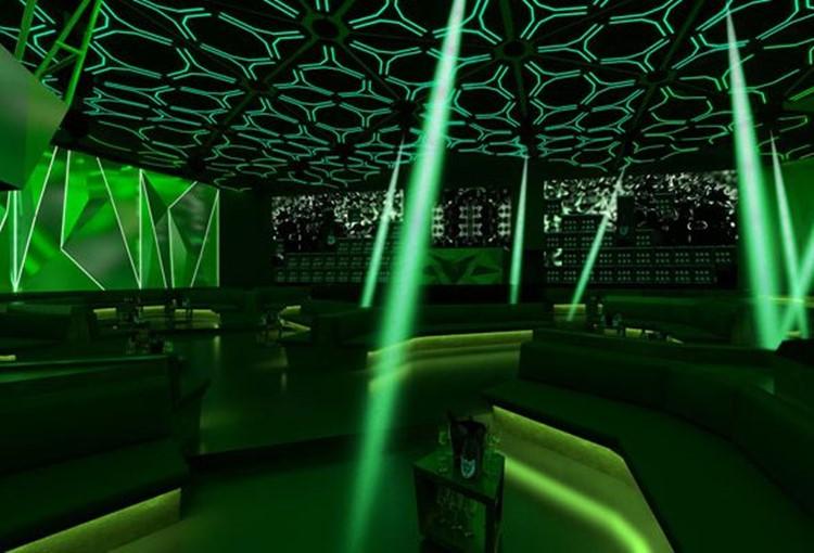 Mantis Dubai nightclub club luxury vip lounge