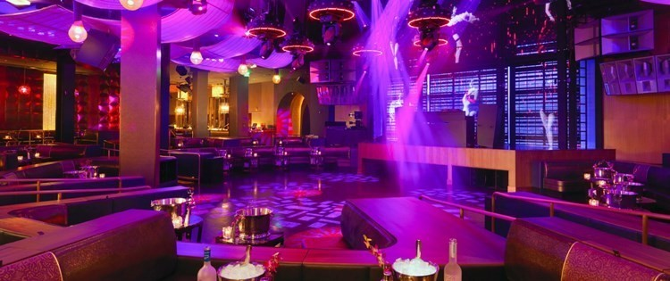Marquee Vegas nightclub Las Vegas