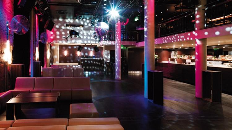 Mascotte nightclub Zürich