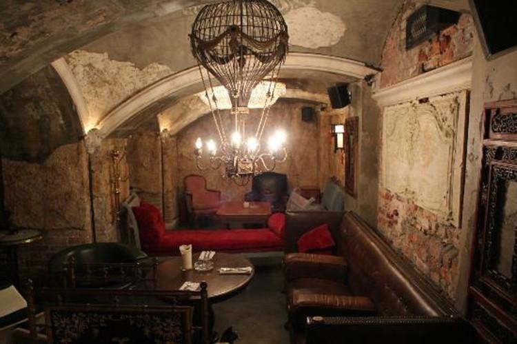 Mendeleev nightclub Moscow