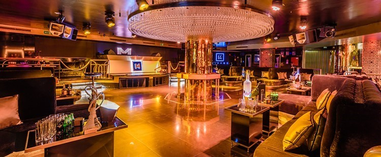 Mirage nightclub Marbella