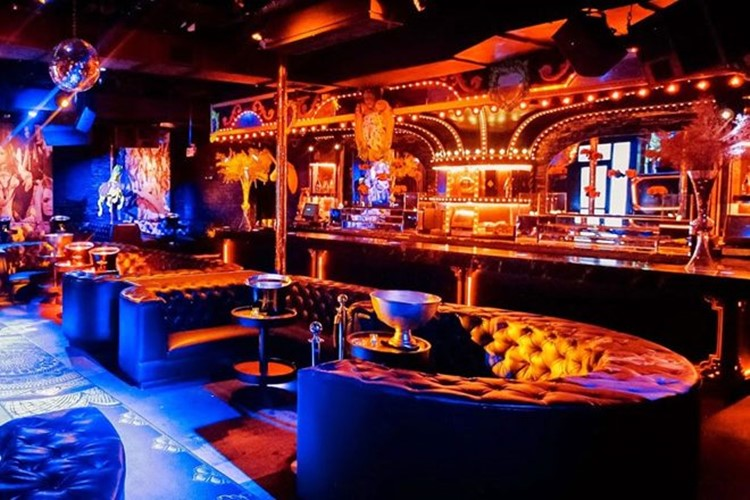Party at Mokai VIP nightclub in Miami. Find promoters for guest list in Clubbable
