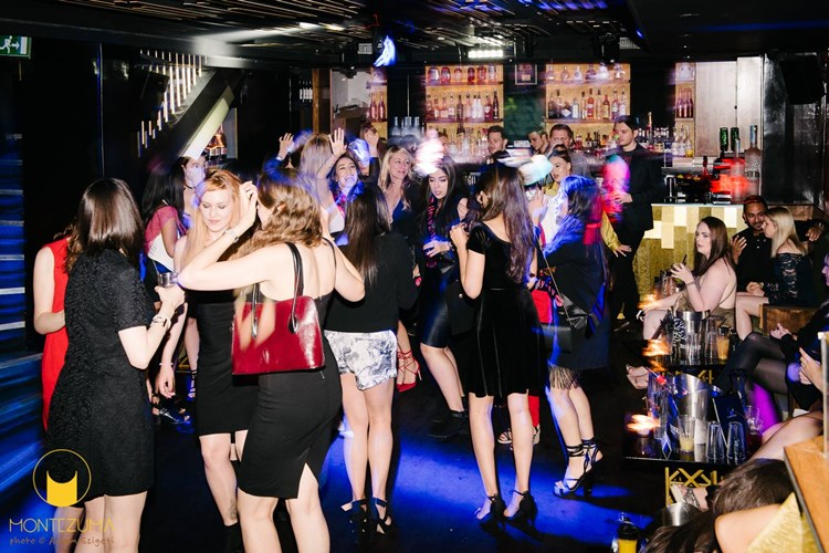 Party at Montezuma VIP nightclub in London. Find promoters for guest list in Clubbable