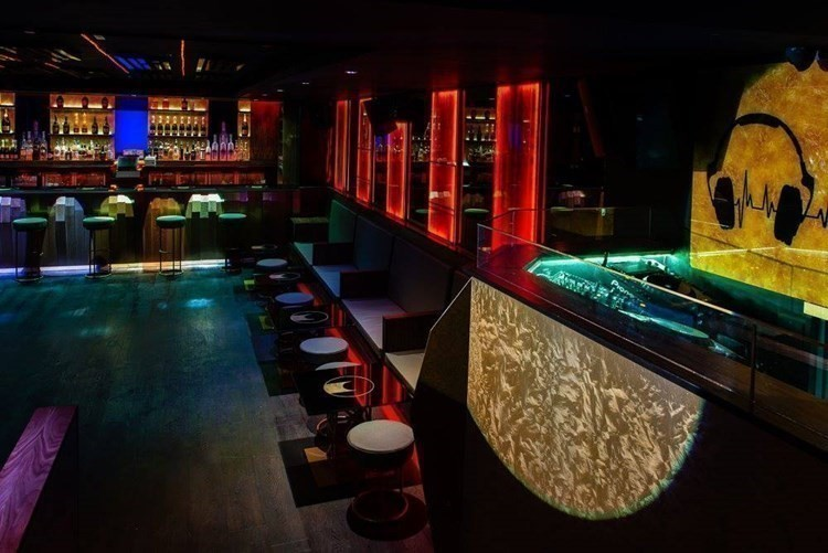Montezuma nightclub London