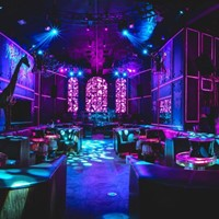 Mr Jones nightclub Miami