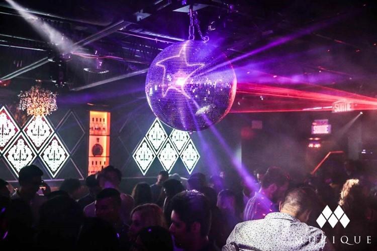 Muzique nightclub Montreal
