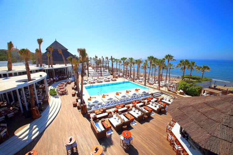 Nikki Beach Marbella in Marbella 18 Jan 2019