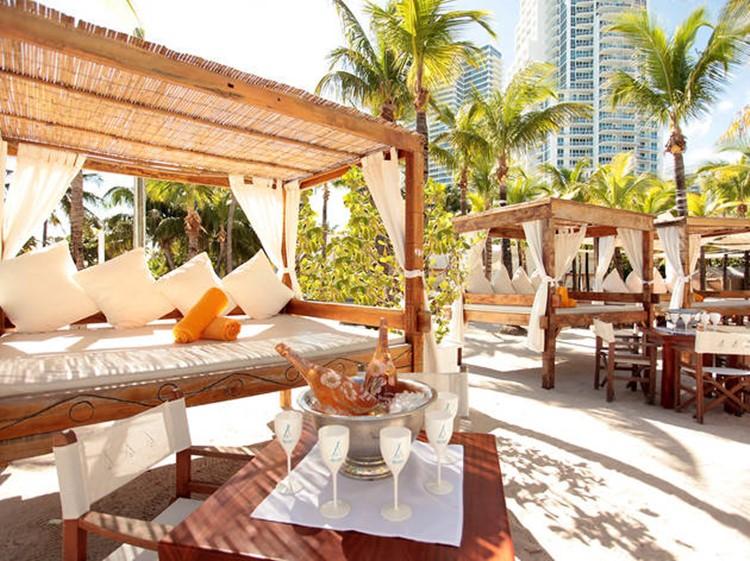 Nikki Beach Miami nightclub Miami
