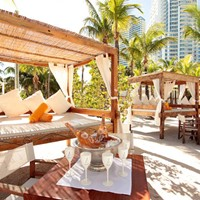 Nikki Beach Miami nightclub Miami