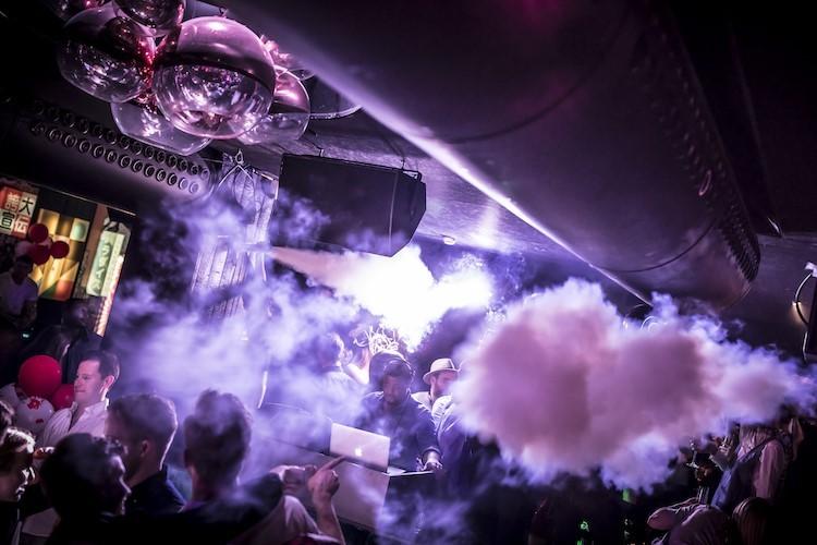 OCHAYA at Kasai nightclub Stockholm