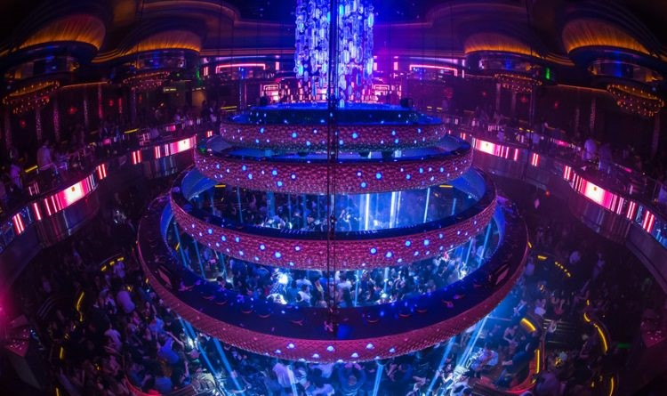 Party at Omnia VIP nightclub in Las Vegas. Find promoters for guest list in Clubbable