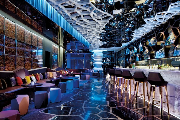 Ozone nightclub Hong Kong