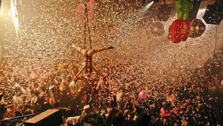 Pacha nightclub Ibiza