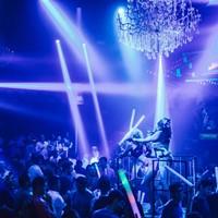 Palazzo nightclub Cancun