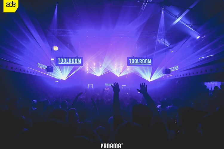 Panama Club nightclub Amsterdam show party event