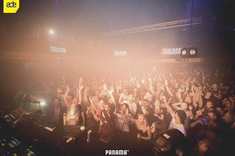 Panama Club nightclub Amsterdam
