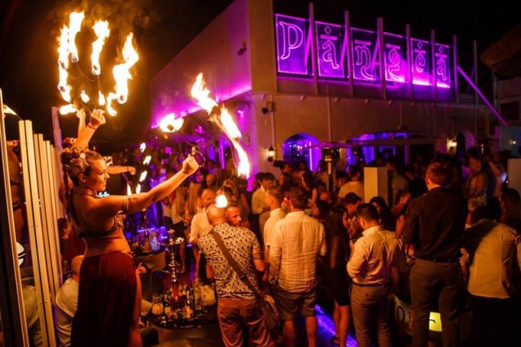 Party at Pangea VIP nightclub in Marbella. Find promoters for guest list in Clubbable