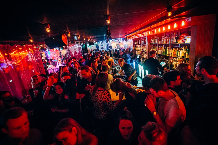 Park Lane Show club nightclub Gothenburg party people