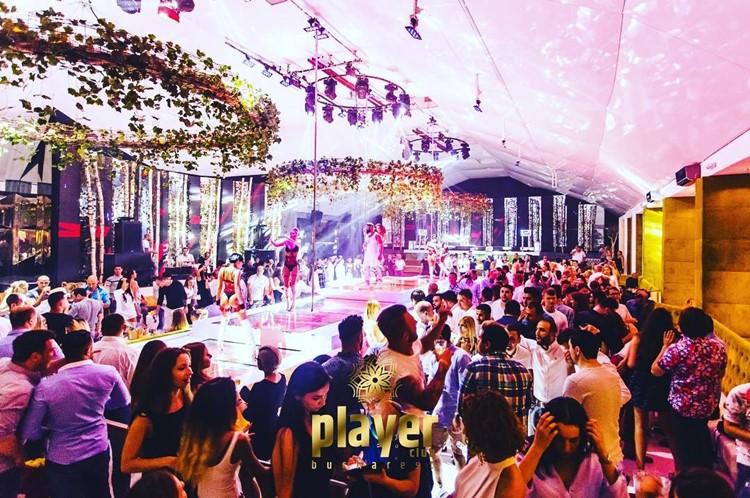 Player Club nightclub Bucharest
