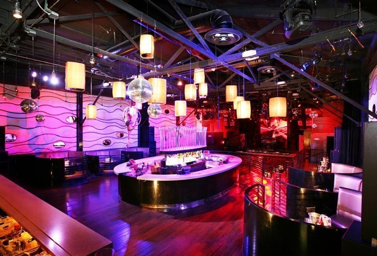 Playhouse nightclub Los Angeles