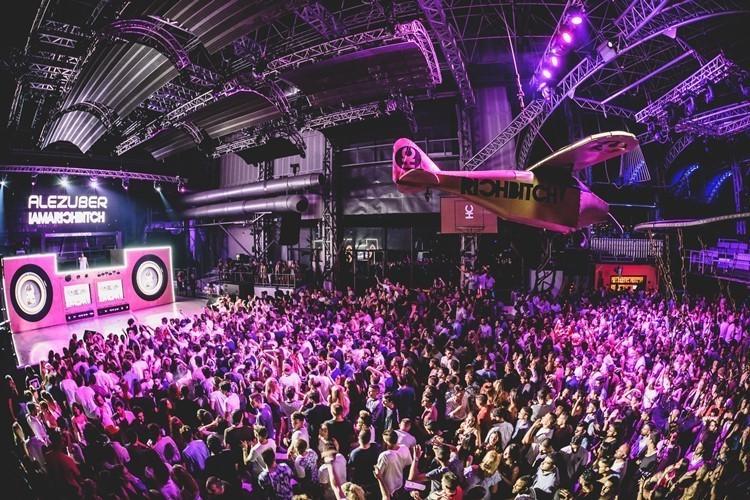 Privilege nightclub Ibiza