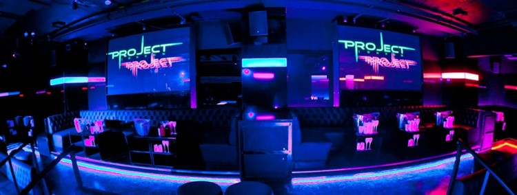 Party at Project VIP nightclub in Los Angeles. Find promoters for guest list in Clubbable