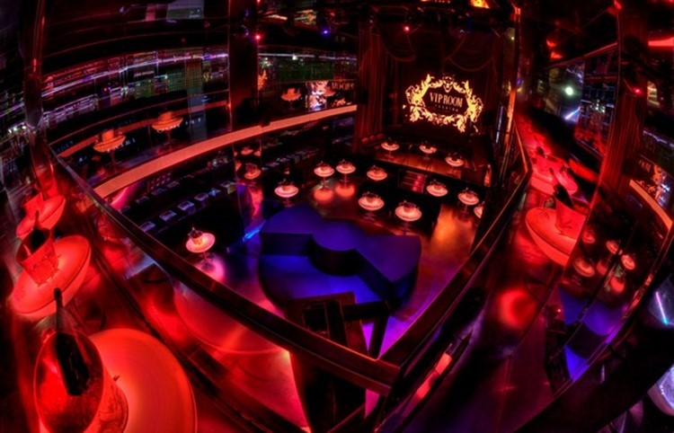 VIP room in Paris