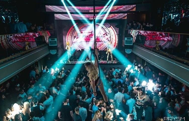 Prysm nightclub Chicago