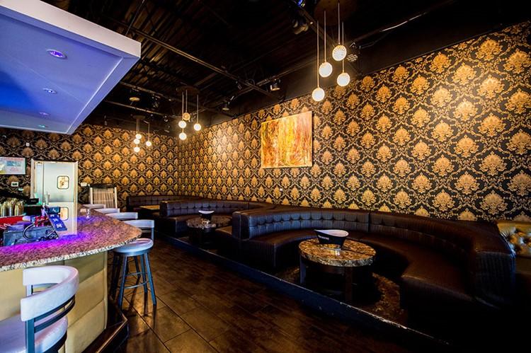 Pure Lounge nightclub Atlanta