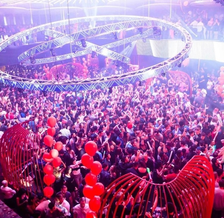 REBEL nightclub Toronto