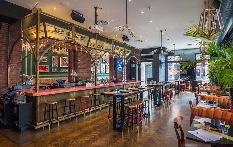 Regulars Bar nightclub Toronto