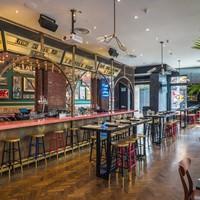 Regulars Bar in Toronto 19 Sep 2018
