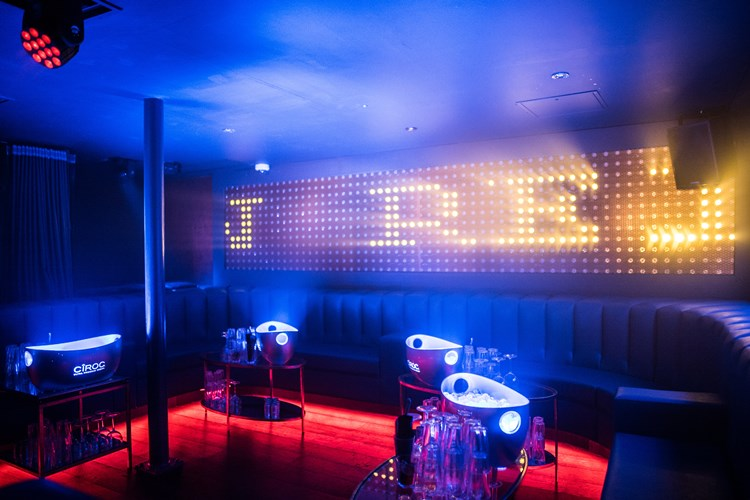Party at Reign Showclub VIP nightclub in London. Find promoters for guest list in Clubbable