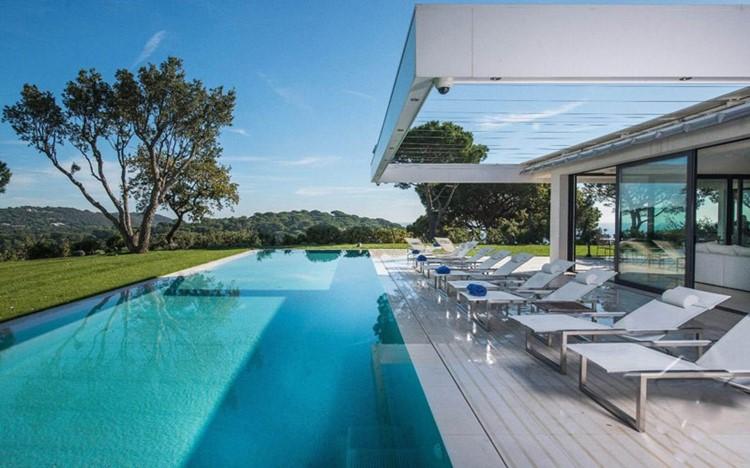 Secret Villa nightclub St Tropez